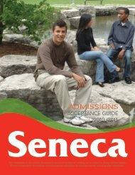 ADMISSIONS - Seneca College