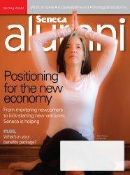 Positioning for the new economy - Seneca College
