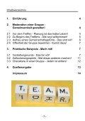 Arbeitshilfe Gruppengestaltung - Senioren Ahlen - Seite 4