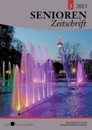 Senioren Zeitschrift Frankfurt