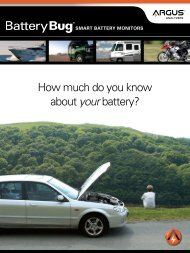 How much do you know about your battery?