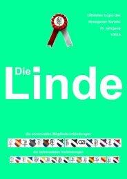 Die Linde 1/2014