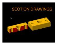 SECTION DRAWINGS - FKM