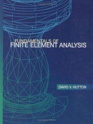 Fundamentals of Finite Element Analysis - FKM