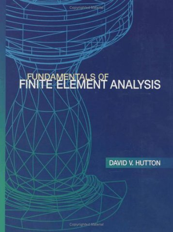 Fundamentals of Finite Element Analysis - FKM
