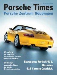 Ausgabe Mrz/Apr 2005 - Porsche