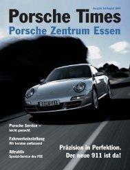 Ausgabe Juli/August 2004 [348 KB] - Porsche Zentrum Essen