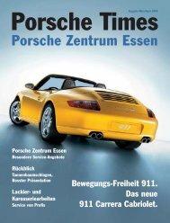 Ausgabe März/April 2005 [353 KB] - Porsche Zentrum Essen