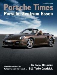 Ausgabe Juli/August 2007 [513 KB] - Porsche Zentrum Essen
