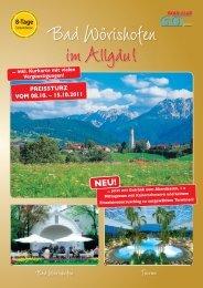 Therme Bad Wörishofen - SKAN-TOURS Touristik International GmbH