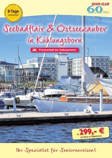 Kühlungsborn - SKAN-TOURS Touristik International GmbH