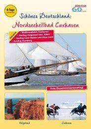 Nordseeheilbad Cuxhaven - SKAN-TOURS Touristik International ...