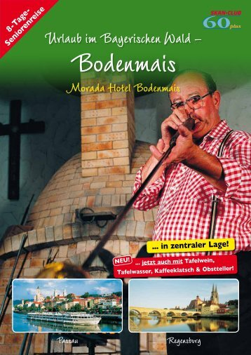 Urlaub im Bayerischen Wald - SKAN-TOURS Touristik International ...