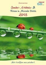Sonder-, Erlebnis-& - SKAN-TOURS Touristik International GmbH
