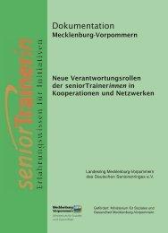 Neue Verantwortungsrollen der seniorTrainer/innen in ...