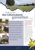Ihr freundliches - Seniorenstift Burg Schlitz - Seite 2