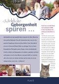 Ihr freundliches - Seniorenstift Burg Schlitz - Seite 4