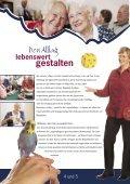 Flyer: Langzeitpflege - Seniorenstift Burg Schlitz - Seite 4