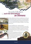 Flyer: Langzeitpflege - Seniorenstift Burg Schlitz - Seite 6