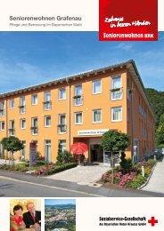 Seniorenwohnen Grafenau - Sozialservice-Gesellschaft des BRK