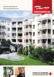 Seniorenwohnen Pasing-Westkreuz - Sozialservice-Gesellschaft ...