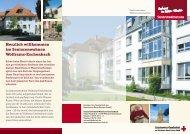 Flyer Wolframs-Eschenbach - Sozialservice-Gesellschaft des BRK