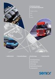 Luftfahrttechnik - Senior Flexonics GmbH