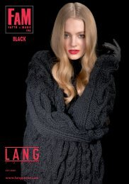 LANG YARNS FaM 193 - BLACK