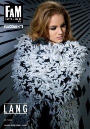 LANG YARNS FaM 213 - BLACK & WHITE