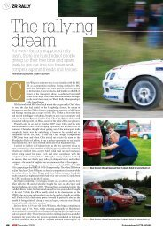 ZR RALLY The Rallying Dream - Adam Sloman