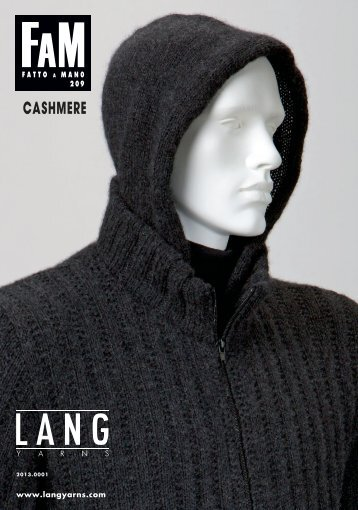 LANG YARNS FaM 209 - CASHMERE