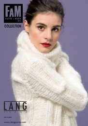 LANG YARNS FaM 211 - COLLECTION