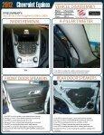 Chevrolet Equinox - Scosche - Page 2