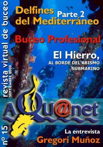 zonas de buceo - SENSACIONES.org