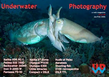 Underwater Photography A web magazine Jan/Feb 2006 ...