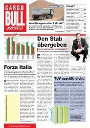 Den Stab übergeben - Schmitz Cargobull AG