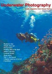 Underwater Photography Underwater Photography