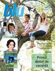 Revista Blu iulie-august - Sensiblu