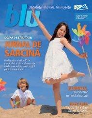 Revista Blu iunie 2010 - Sensiblu