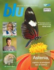 Revista Blu aprilie 2008 - Sensiblu