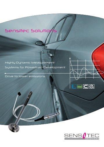 Sensitec Solutions