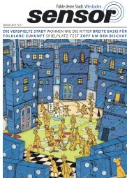 Download (PDF) - sensor Magazin – Wiesbaden