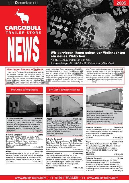 NEWS - Schmitz Cargobull AG