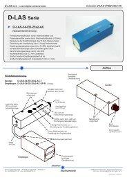 Download Datenblatt (PDF) - Sensor Instruments