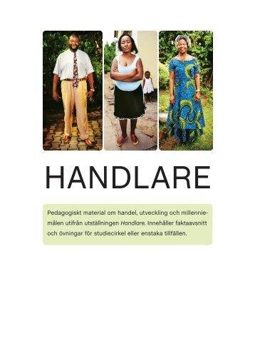 Handlare/studiematerial - Sensus