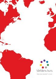 tron som drivkraft 1.0 2011 - Sensus