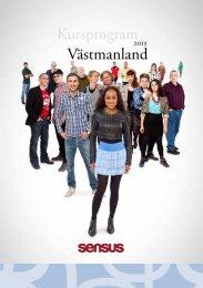 Kursprogram Västmanland - Sensus