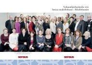 Verksamhetsberättelse 2011 Sensus studieförbund – Riksförbundet