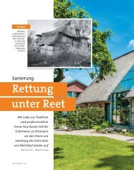 Rettung unter Reet - Sentinel Haus Institut