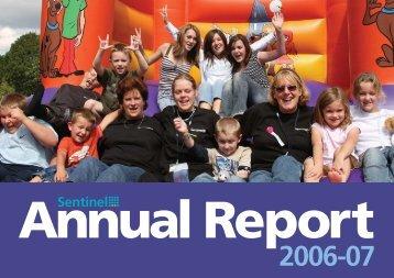 2007 - Sentinel Housing Association